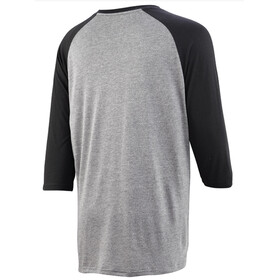IXS Brand 6.1 3/4 Sleeve Shirt Men Anthrazite/Black